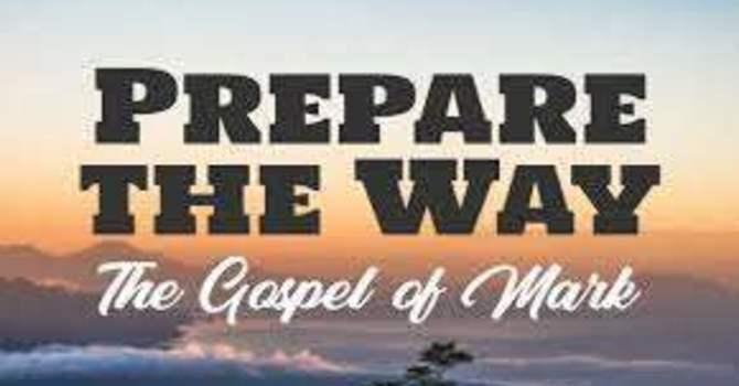 The Gospel of Mark 1: 1-8 image