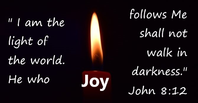 Joy-Third Sunday in Advent image