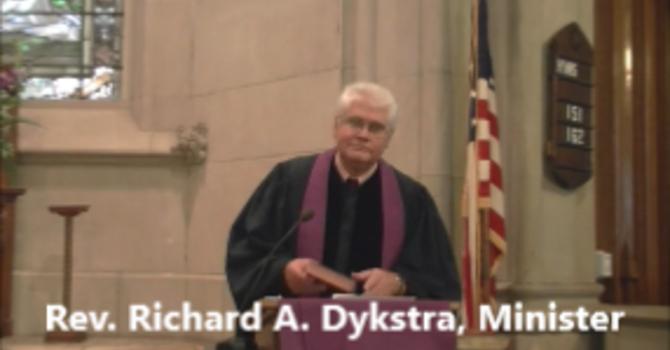 December 6, 2020 Worship Service - Advent II