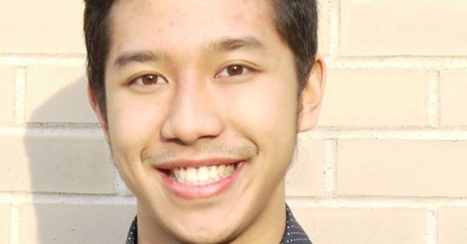 New Youth Ministry Leader - Jason Cegayle