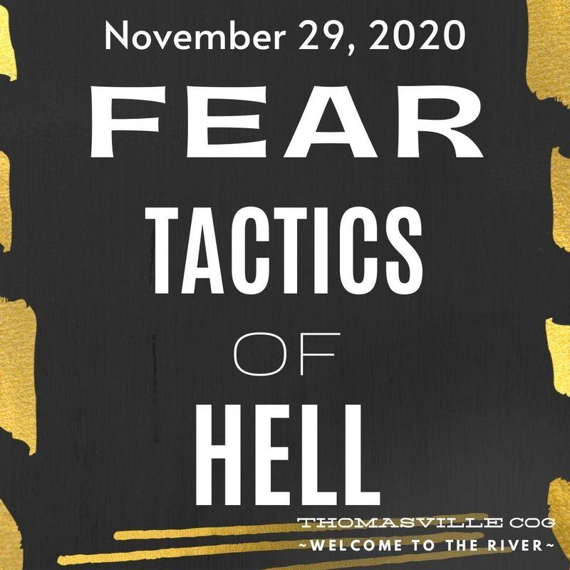 Fear Tactics of Hell