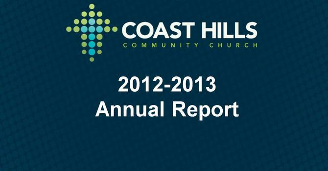 2012-2013 Annual Report image