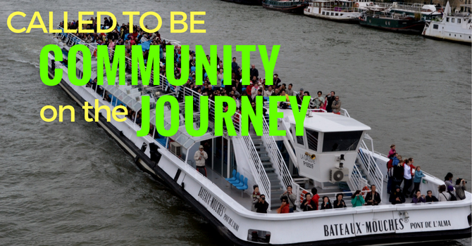 Called to Be Community on the Journey image