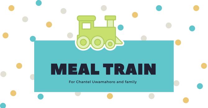 Meal Train For Chantal Uwamahoro and family image
