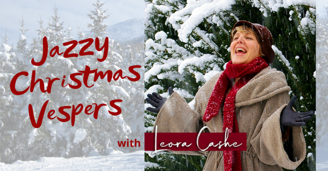 Jazzy Christmas Vespers image