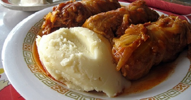 Cabbage Roll Dinner thanks image