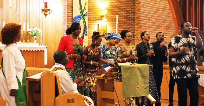 Black History Month Service