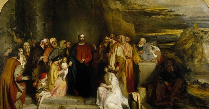 The Seventeenth Sunday after Trinity image