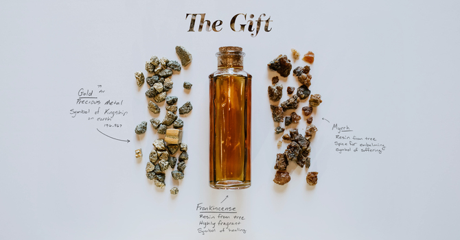 The gift of a Frankincense