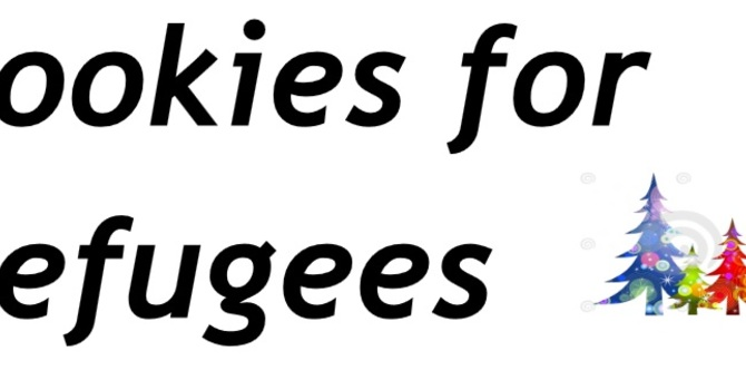 Cookies for Refugees