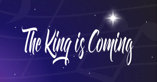 GOD IS COMING!