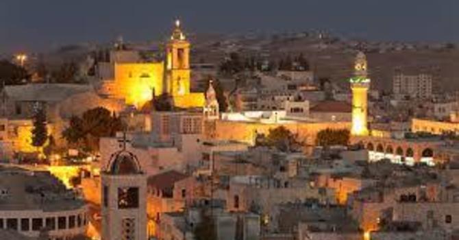 Bethlehem Wind - An Advent Reflection image