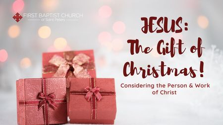 The Gift of Christmas