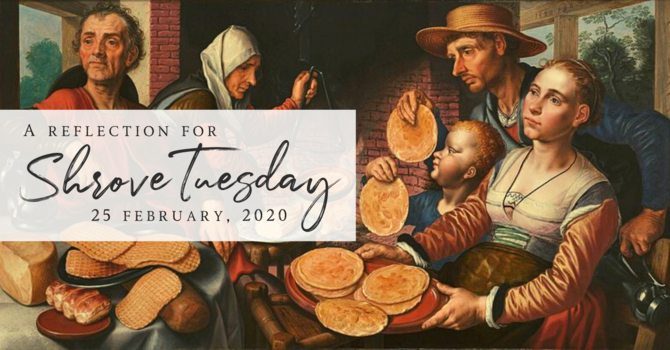 Shrove Tuesday image