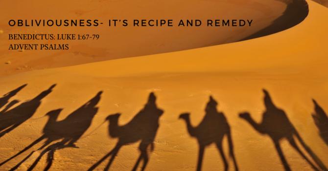 Obliviousness: It's Recipe & Remedy