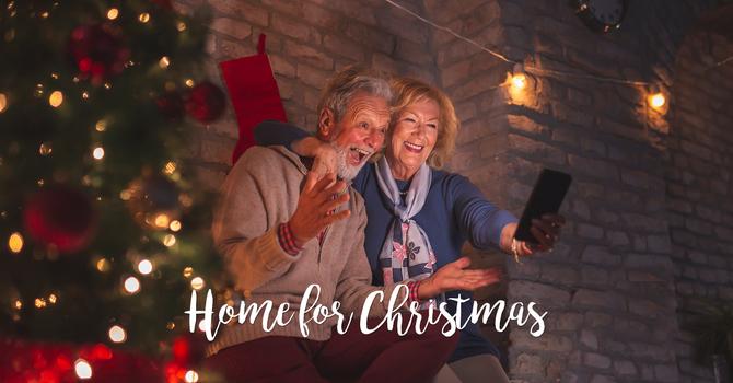 Home For A (Pandemic) Christmas