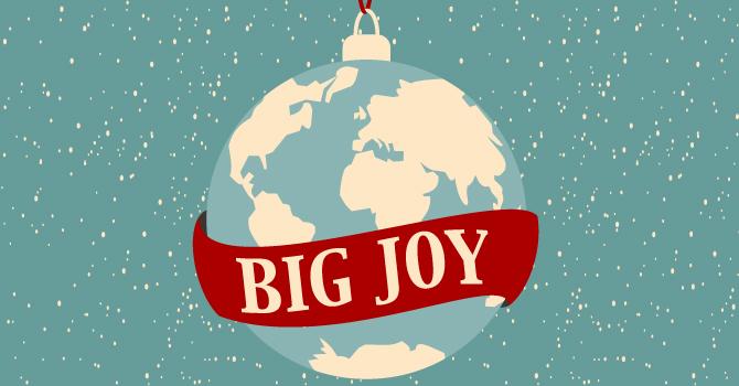 Big Joy | Advent 2016 image