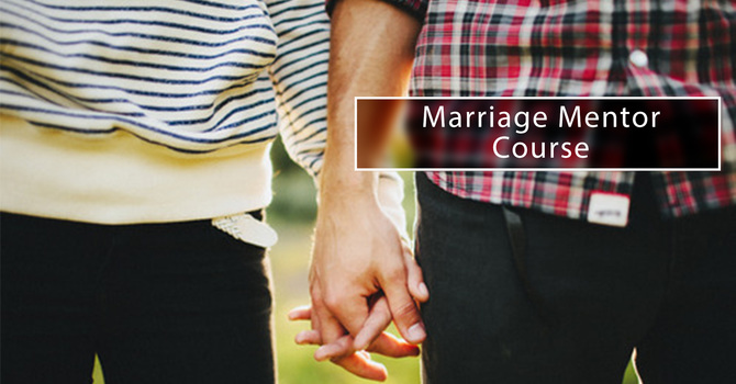 Marriage Mentor Course image