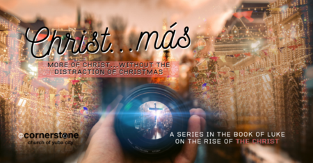 Christ...más: More of Christ without the Distraction of Christmas