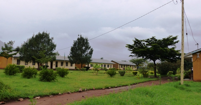 Outreach to Students in Tanzania image