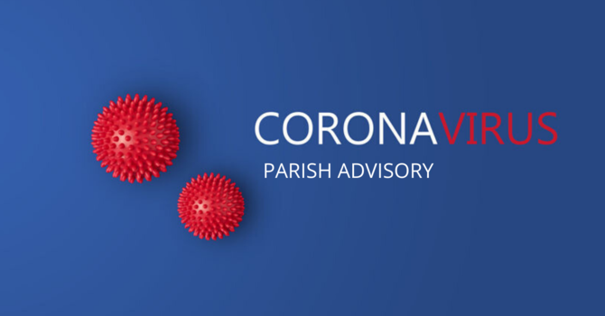 COVID-19 UPDATE: More restrictions lifted on church gatherings image