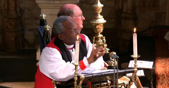 Bishop Michael Curry's Sermon on Love image