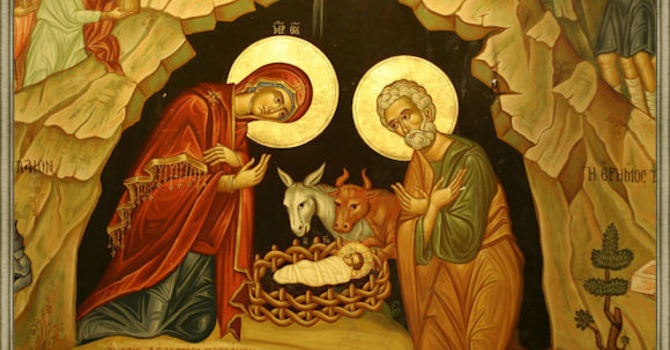 Advent & Christmas Letter image
