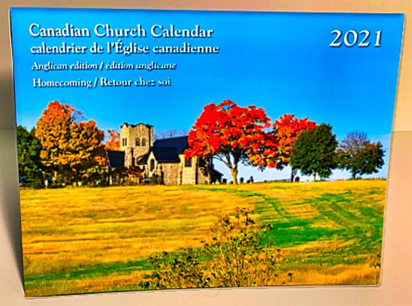 The 2021 Canadian Church Calendar