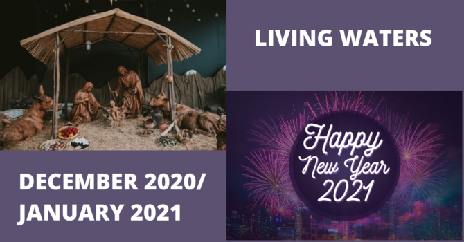 December/January Living Waters 2020 image