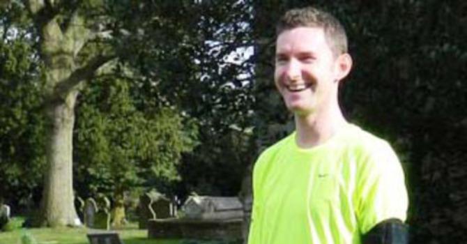 Marathon Priest Runs for the Bird's Nest