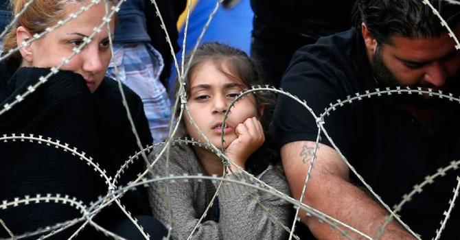 Syrian Refugees - What You Can Do image