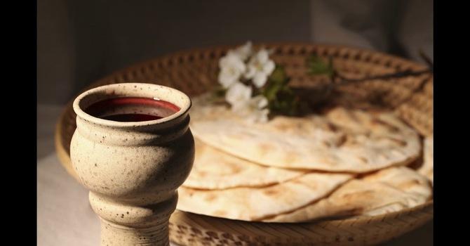 The Eucharist in 1 Corinthians 11:23-24 – Part 3 image