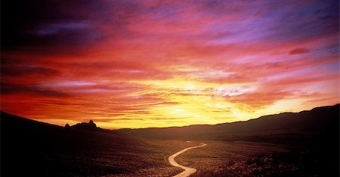 SERMON: An Open Road image