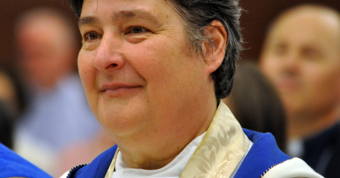 Elizabeth Northcott appointed regional dean, Nimpkish image