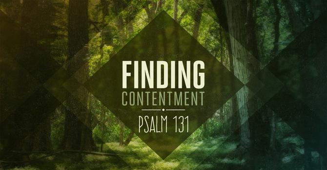 Contentment image