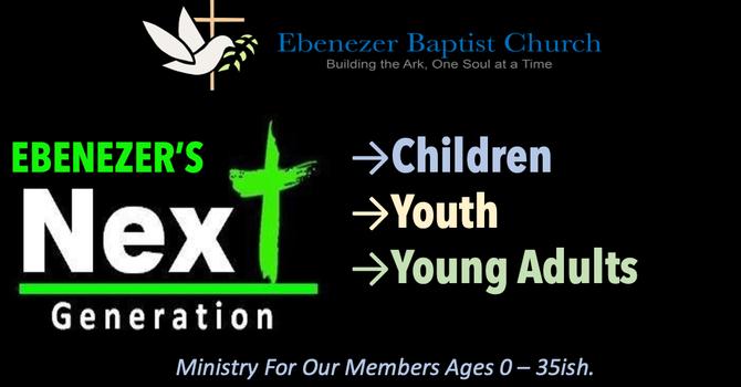 Next Generation Ministry