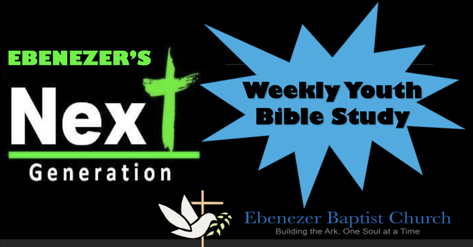 Youth Weekly Bible Study