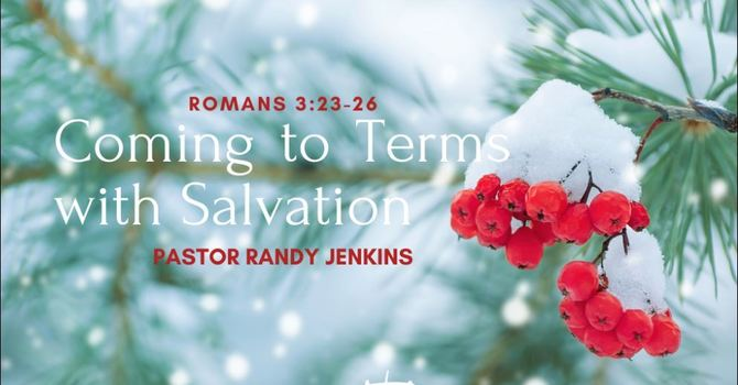 Coming to Terms with Salvation