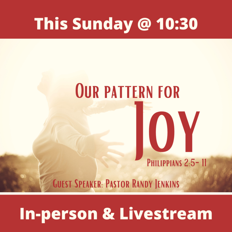 Our Pattern for Joy
