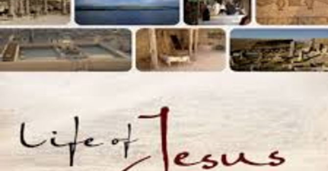 """Life of Jesus"" with John Dickson image"