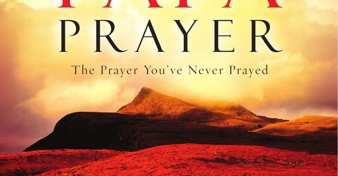 "Hooked on Books presents:  ""The Papa Prayer""  image"