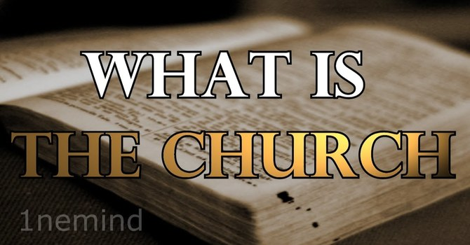 Why is The Church Important?