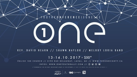 Conférence jeunesse ONE