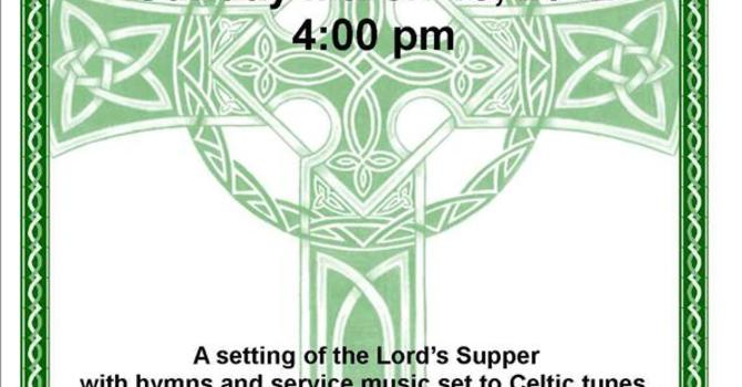 Celtic Mass at St. Andrew's Langley image