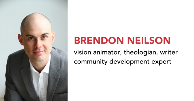 Brendon Neilson Selected to Represent Canada at World Council of Churches Assembly image