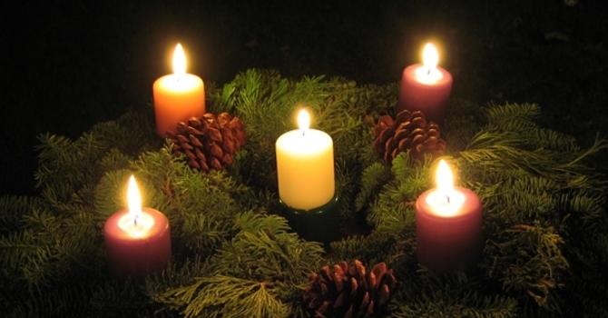 Candlelight Christmas Eve Service image