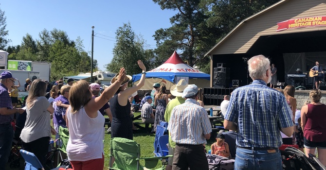 Country Fest Worship Service image