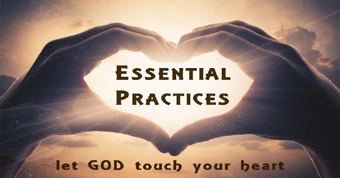 Essential Practices for Growing Christians image