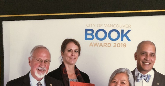 Robb Watt and Susan Point win Book Prize image