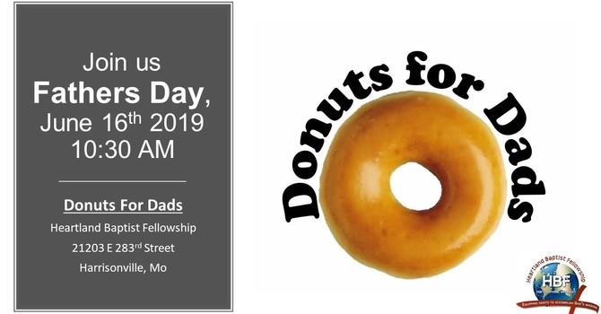 Dad's and Donuts image
